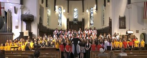 2015 Big Sing West @ Christ Church Cathedral, Springfield, MA | Springfield | Massachusetts | United States