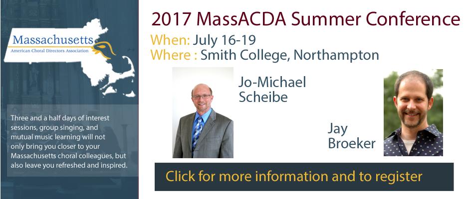 2017 MassACDA Summer Conference Slide 1