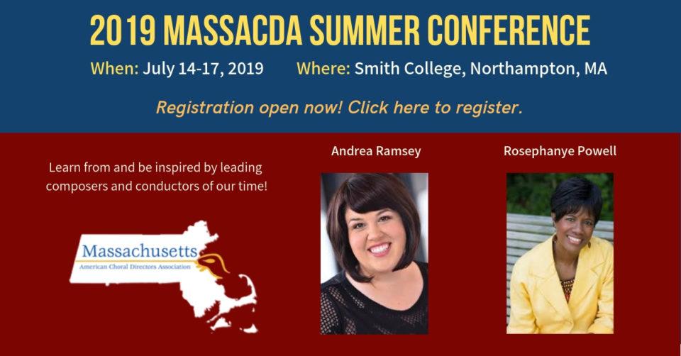 2019 MassACDA Summer Conference